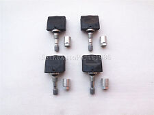 4PCS OEM NISSAN TPMS BLACK 08-16 Tire Pressure 407001AA0D 407001AA0B 407001AA0C