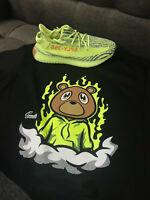 Shirt To Match Yeezy Frozen Yellow Beluga  - Fly Bear Shirt