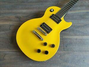 2002 Gibson USA Les Paul Studio (Yellow Top) - Yamano Gakki Limited Run