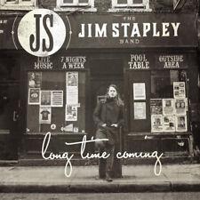The Jim Stapley Band Long Time Coming (2014) 12-track CD Album Brandneu