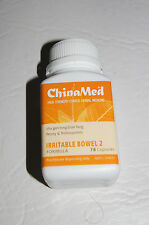 CHINAMED IRRITABLE BOWEL 2 FORMULA- RELIEVES CONSTIPATION,BLOATING,FLATULENCE