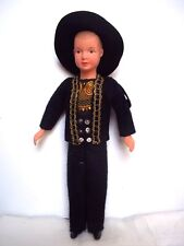 "Collectible International Ethnic Boy Doll 8"" Five Piece Nice"