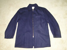Vintage 50s Jacket car club Rockabilly hot rod never worm Sz.40