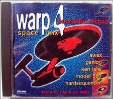 Mario de Bellis Warp 4-Energetic techno (mix, 1996) [CD]