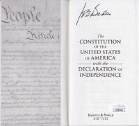VICE PRESIDENT JOE BIDEN SIGNED U.S. CONSTITUTION AUTOGRAPH JSA COA OBAMA RARE
