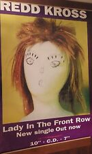 """40x60"""" Huge Subway Poster~Redd Kross 1993 Phaseshifter Lady in the Front Row Nos"""