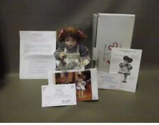 Danbury Mint 1992 Betsy Doll Signed By Doll Artist Elaine Campbell Cute Doll