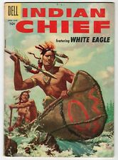 Dell INDIAN CHIEF #22 - G 1956 Vintage Comic
