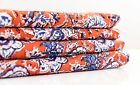 10 Yard Indian Hand block Dabu Print Cotton Fabrics Flower handmade Printed Art