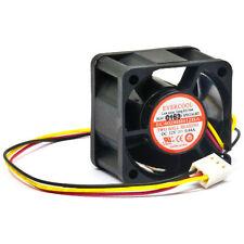 Evercool EC4028HH12BA 40mm x 28mm Dual Ball High Speed Cooling Fan 3 pin