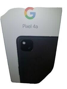 NEW Google Pixel 4a GA02099 - 128GB - Black (Unlocked) NEW