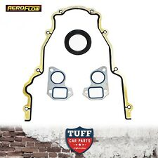 VT VX VY VZ Holden Commodore HSV LS1 LS2 L98 V8 Aeroflow Timing Cover Gasket Kit
