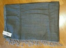 French Connection Home Throw Wool RRP £125 NWT