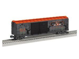 Lionel ELX Halloween 50' Boxcar #103119 O Gauge  1926480