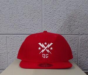 XFL DC Defenders New Era® 9Fifty Diamond Era Flat Bill Snap Back Cap Hat New