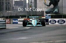 Ivan Capelli Leyton House March 871 Detroit Grand Prix 1987 Photograph 3