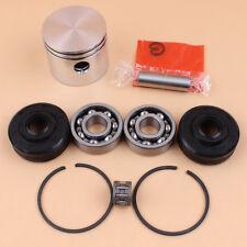 41.1mm Piston Kit Crank Bearing For Poulan 220 221 260 1950 2150 2250 2450 2550