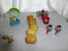 11 Kinder Surprise Egg Toys: Including 2 Maxi Egg Toys Imported from England