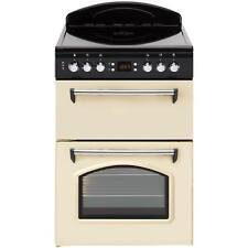 Leisure CLA60CEC 60cm Classic Mini Range Cooker with 4 Burners in Cream