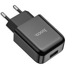USB Prise Chargeur 2A 5V Eu Réseau Fiche Chargeur Simple Adaptateur