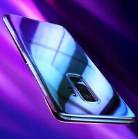 Samsung Galaxy S9+ Plus Farbwechsel Hülle Gradient Case Transparent Schutz Cover