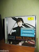 CHOPIN PIANO CONCERTOS RAFAL BLECHACZ CD NUOVO SIGILLATO JERZY SEMKOW