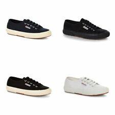 New Superga 2750 Cotu Shoes White Navy Black Sneakers Men All Sizes נעלי סופרגה