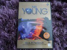 NEIL YOUNG - ROCK AT THE BEACH - DVD - Jones Beach Theatre 1989