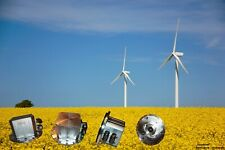 6 KW Generator Windkraft, Wasserkraft, BHKW, Stromerzeugung