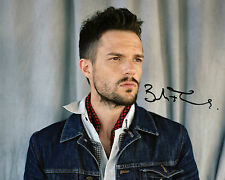 BRANDON FLOWERS - 10X8 PRE PRINTED LAB QUALITY PHOTO PRINT