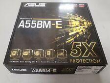 ASUS A55BM-E motherboard AMD Socket FM2/FM2+ 2 DDR3  VGA DVI MATX