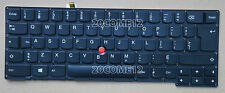 NEW for Lenovo Thinkpad X1 carbon Gen 2nd 2014 Keyboard Backlit Canadian Clavier