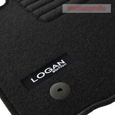 Velours Edition Fußmatten für Dacia Logan II MCV Kombi ab Bj. 10/2012 - Heute