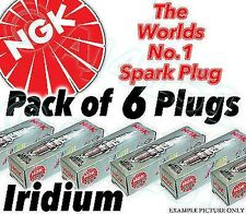 6x NGK Laser Bougies d'Allumage Iridium - Pièce N° IMR9B-9H Stock N° 4888 6pk