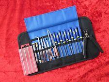 Set 8 precision craft hobby outils kit & exercices suit airfix & échelle maquettistes