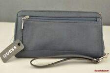 New Trend GuEsS Authentic Wallet Ladies Furius Indigo Women Limited