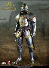 12 Paladins Of Charlemagne Empire Series Knight 1:6 MIB