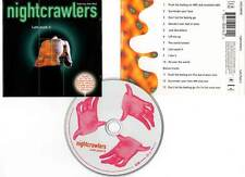 "NIGHTCRAWLERS ""Let's Push It"" (CD) 1995"