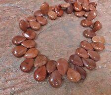 CHOCOLATE CAFFÈ MARRONE gioielli HOWLITE TURCHESE COLLANA IN PIETRE DURE COLLIER
