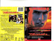 Days of Thunder-1990-Tom Cruise-Movie-DVD