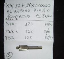 ALBERINO RINVIO CONTAGIRI ORIGINALE YAMAHA TDR DTR TDR-R 125 17F178410000