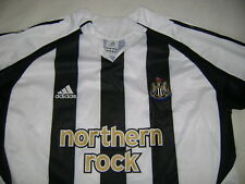 Newcastle United shirt jersey Adidas XL Shearer climalite vintage