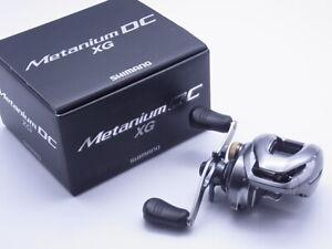 2015 Shimano Metanium DC XG Right Handle Baitcasting Reel Very Good+ W/Box