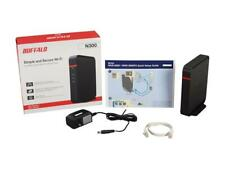 NEW Buffalo WHR-300HP2 AirStation HighPower N300 Wireless Router (Sealed)