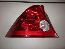 03 04 05 HONDA CIVIC 2 DR Coupe Rear Driver Side Tail Light OEM