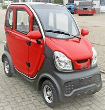 geschlossenes - überdachtes Elektromobil 15Km/h