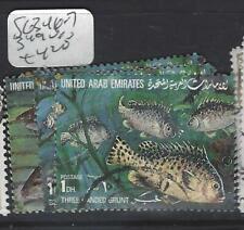 UNITED ARAB EMIRATES  (PP0104B)   SG 346-7, 349       VFU
