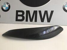 BMW Série 3 Intérieur Avant Côté Droit Porte Panneau en Bois Trim 7275492 Original