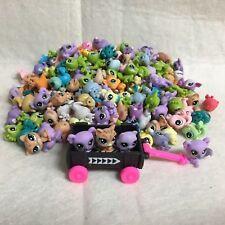 5pcs Littlest Pet Shop LPS Mini Baby Figure Toy Send Random+ 1 Accessories