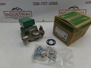 Taco 0013-SF3 1/6HP 115V 3250RPM 125PSI SS Continuous Hot Water Circulator Pump